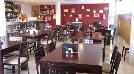 Cafetería Apartamentos ATH Domocenter
