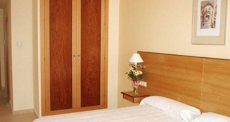HabitaciÓn doble estÁndar hotel ele spa medina sidonia medina-sidonia