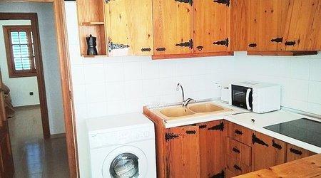 Apartamento 2 habitaciones apartamentos ele velas blancas san josé, almería