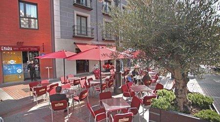 Bar & terraza ele enara boutique hotel valladolid