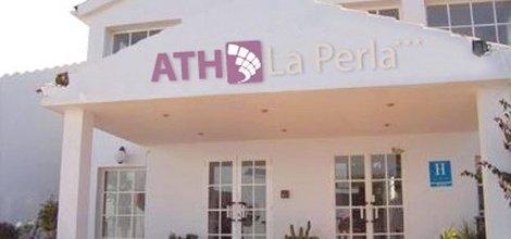 APARCAMIENTO Hotel ATH La Perla
