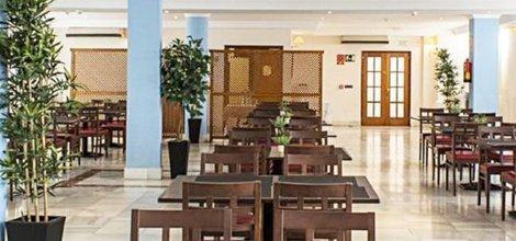 Restaurante hotel ele don ignacio san josé, almería