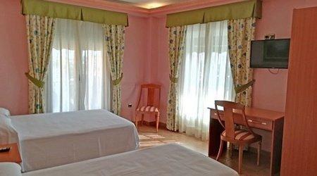 Habitación Hotel Complejo ELE Real de Castilla