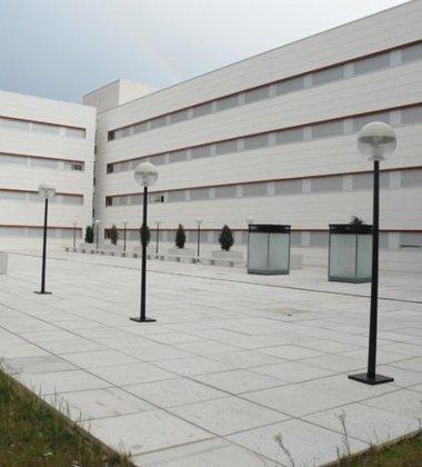 Salón de reuniones apartamentos ele domocenter sevilla