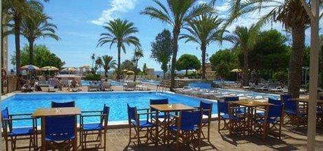 BAR PISCINA Hotel ATH Portomagno