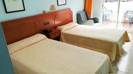 Habitación hotel ele don ignacio san josé, almería