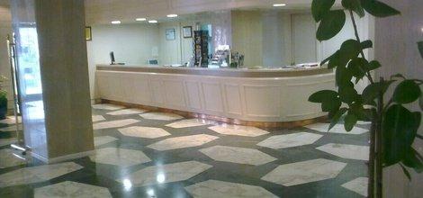 RECEPCIÓN 24 H Hotel ATH Gran Hotel Samil