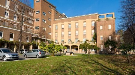 Parking ELE Green Park Hotel Pamphili