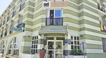 Fachada Hotel ELE Andarax