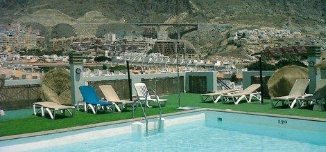 PISCINA EXTERIOR Hotel ELE Andarax