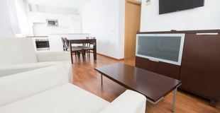 Apartamento 1 dormitorio apartamentos ele domocenter sevilla