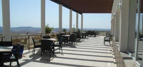 Terraza hotel ele spa medina sidonia medina-sidonia