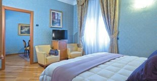 SUITE ELE Green Park Hotel Pamphili