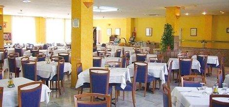 Restaurante buffet hotel ele andarax aguadulce