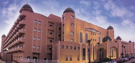 APARCAMIENTO Hotel ATH Las Salinas Park