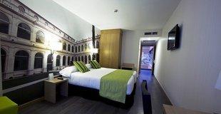 HabitaciÓn doble ele enara boutique hotel valladolid