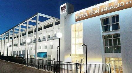 Fachada Hotel ELE Don Ignacio