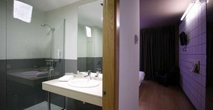 HABITACIONES DOBLE ELE Hotelandgo Arasur