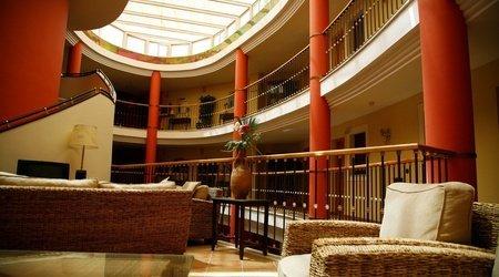 Hotel ele santa bárbara hotel ele santa bárbara sevilla