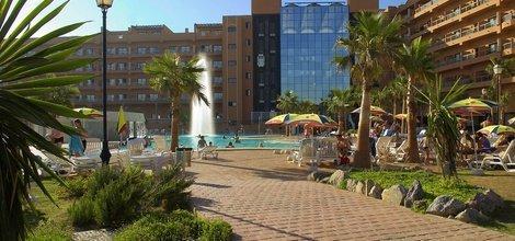 TERRAZA SOLARIUM Hotel ATH Las Salinas Park