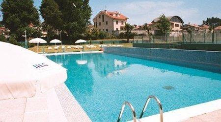 Piscina Hotel ATH Gran Hotel Samil