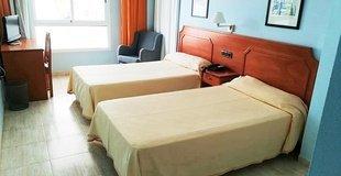 HABITACIÓN DOBLE 1 Ó 2 CAMAS Hotel ELE Don Ignacio