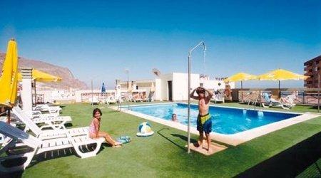 Piscina Hotel ELE Andarax