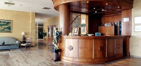RECEPCIÓN 24 H ELE Hotel Puerta de Monfragüe
