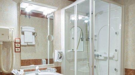 Baño Hotel Complejo ELE Real de Castilla