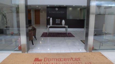 Recepción Apartamentos ATH Domocenter
