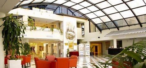 RECEPCIÓN 24/7 Hotel ATH Portomagno
