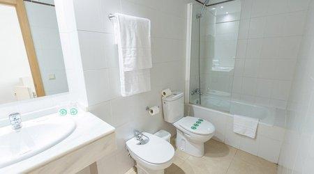 Baño Apartamentos ELE Domocenter