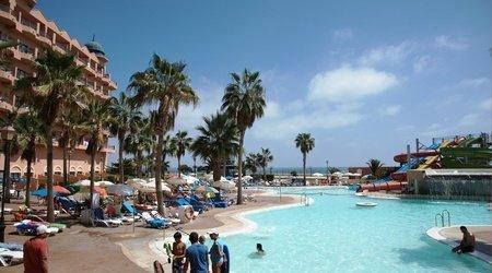 Piscina Hotel ATH Las Salinas Park