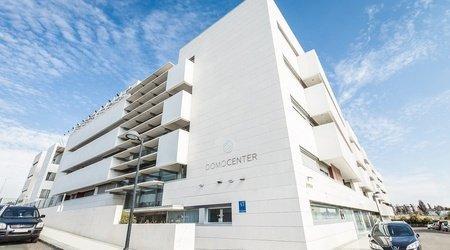 Fachada Apartamentos ELE Domocenter