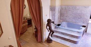Suite hotel ele puerta de monfragüe malpartida de plasencia