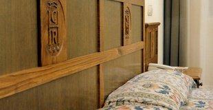 HabitaciÓn doble hotel ele puerta de monfragüe malpartida de plasencia