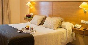 HabitaciÓn doble superior hotel ele spa medina sidonia medina-sidonia