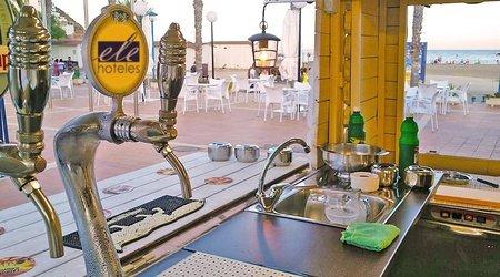 Playa hotel ele don ignacio san josé, almería