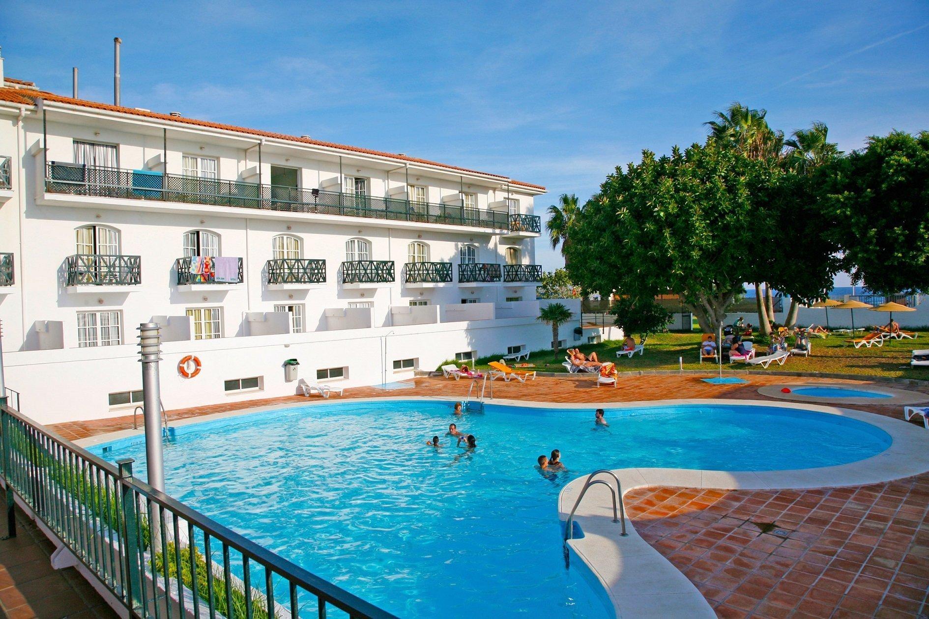 Hotel ath la perla web oficial hotel 3 estrellas carchuna - Hoteles de tres estrellas en granada ...